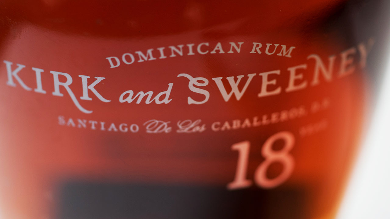 Kirk and Sweeney Dominican Rum
