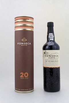FONSECA 20YEARS 75CL