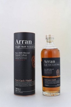 ARRAN PORT CASK 70CL