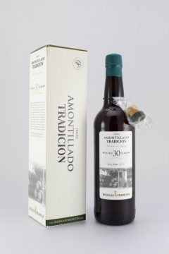 SHERRY AMONTILLADO 75CL