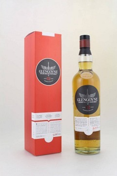GLENGOYNE NEW 12YEARS 70CL