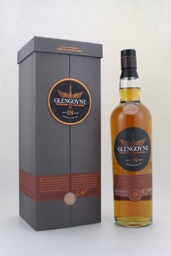 GLENGOYNE NEW 18YEARS 70CL
