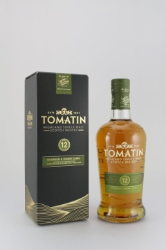 TOMATIN 12YEARS 70CL