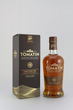 TOMATIN 18YEARS 70CL