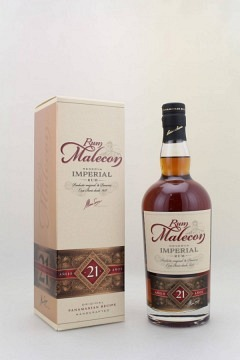 MALECON 21YEARS 70CL