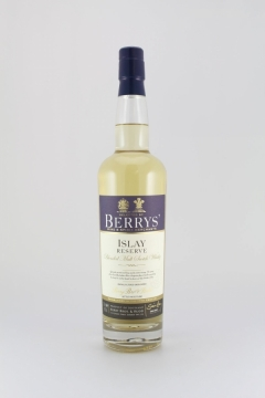 BERRYS RESERVE ISLAY BLEND 70CL