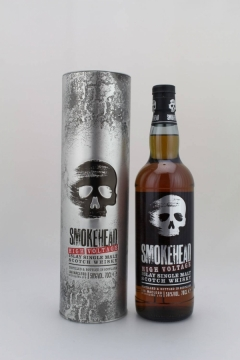 SMOKEHEAD NEW HIGH VOLTAGE 70CL