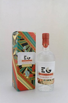 EDINBURGH GIN CHRISTMAS 70CL