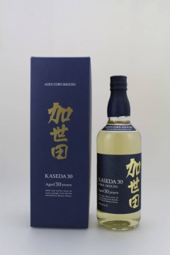 KASEDA CORN SHOCHU 30YEARS 70CL