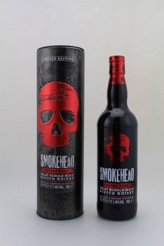 SMOKEHEAD NEW SHERRY BOMB 70CL
