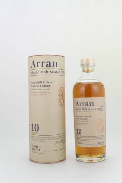 ARRAN NEW 10 YEARS 70CL