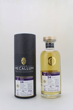 MCCALLUM LEDAIG 24YEARS 70CL