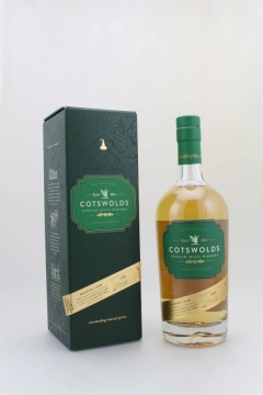 COTSWOLDS WHISKY PEATED CASK 70CL