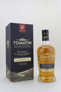 TOMATIN DECADES II 70CL