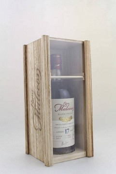 MALECON RARE PROOF 17 YEARS BATCH 2002..