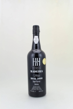MADEIRA BUAL 2000 SINGLE HARVEST 75CL