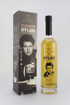PENDERYN ICONS OF WALES 3 DYLAN THOMAS 70CL