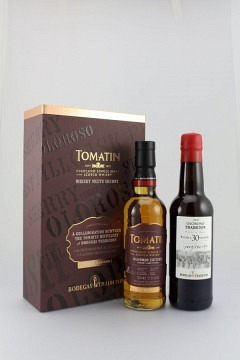 "TOMATIN OLOROSO EDITION ""WHISKY MEETS SHERRY"""