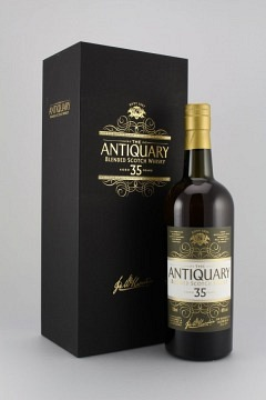 ANTIQUARY 35 YEARS 70CL