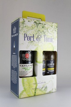 TAYLOR'S CHIP DRY & TONIC BOX