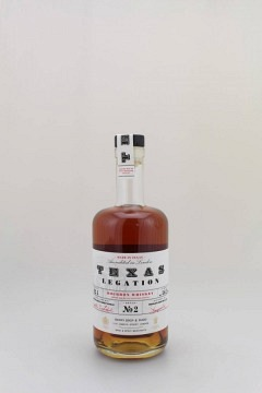 TEXAS LEGATION BOURBON NO. 2 70CL