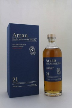 ARRAN NEW 21 YEARS 70CL