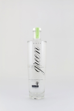 PURE GREEN VODKA 70CL