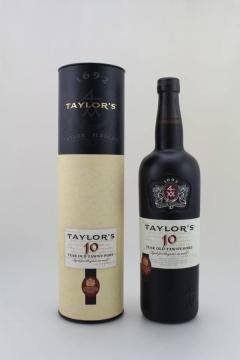 TAYLOR'S 10YEARS GESCHENKTUBE 75CL