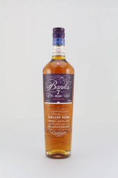 BANKS 7 ISLAND RUM 70CL