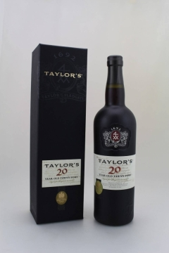 TAYLOR'S 20YEARS LUXUSBOX 75CL