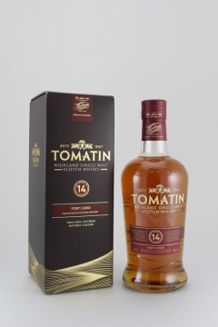 TOMATIN 14YEARS 70CL