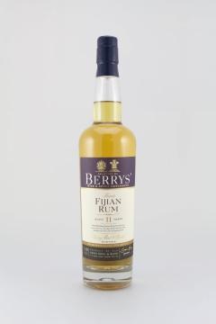 BERRYS RUM FIJIAN 11YEARS 70CL