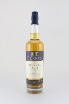 BERRYS RUM ST.LUCIA 14YEARS 70CL