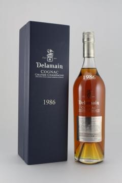 DELAMAIN 1986 - MISE 2016 70CL