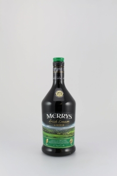 MERRYS IRISH CREAM LIQUEUR 70CL