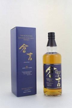 KURAYOSHI 8YEARS 70CL