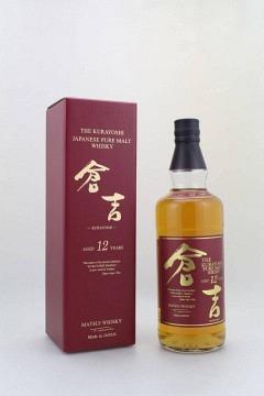 KURAYOSHI 12YEARS 70CL