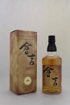 KURAYOSHI SHERRY CASK 70CL