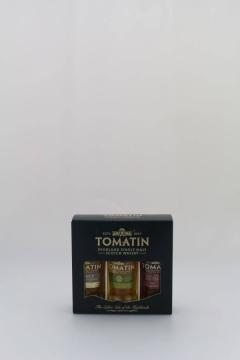 TOMATIN TRIO (LEGACY/12/14) 3X5CL