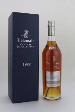 DELAMAIN 1988 - MISE 2018 70CL