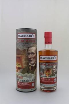 MACNAIR'S 21YEARS 70CL