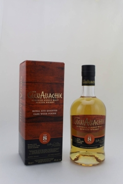 GLENALLACHIE 8YEARS KOVAL QUARTER CASK..