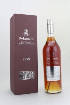 DELAMAIN 1989 - MISE 2019 70CL