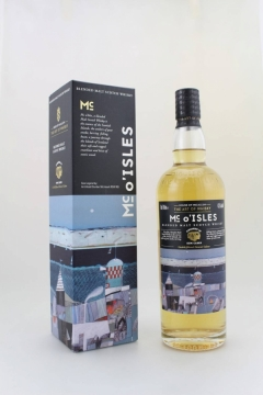 MCCALLUM MC O'ISLES 70CL