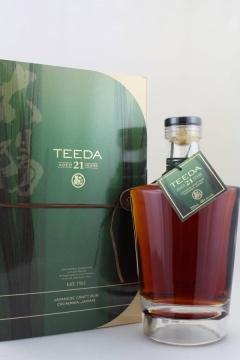 TEEDA RUM 21 YEARS 70CL