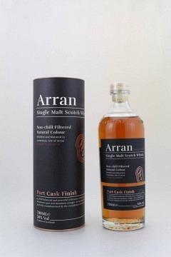 ARRAN PORT CASK 70CL