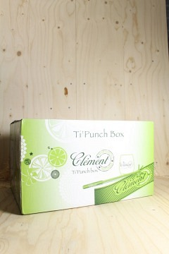 CLEMENT TI'PUNCH BOX