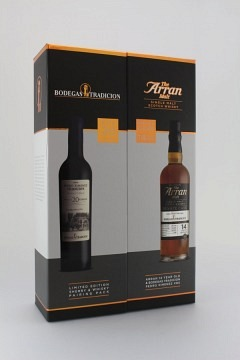 ARRAN WHISKY MEETS SHERRY PEDRO XIMENEZ 2X50CL