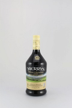 MERRYS WHITE CHOCOLATE 70CL