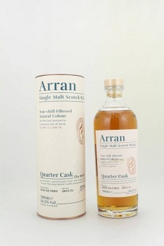 ARRAN NEW QUARTER CASK 56.2% 70CL